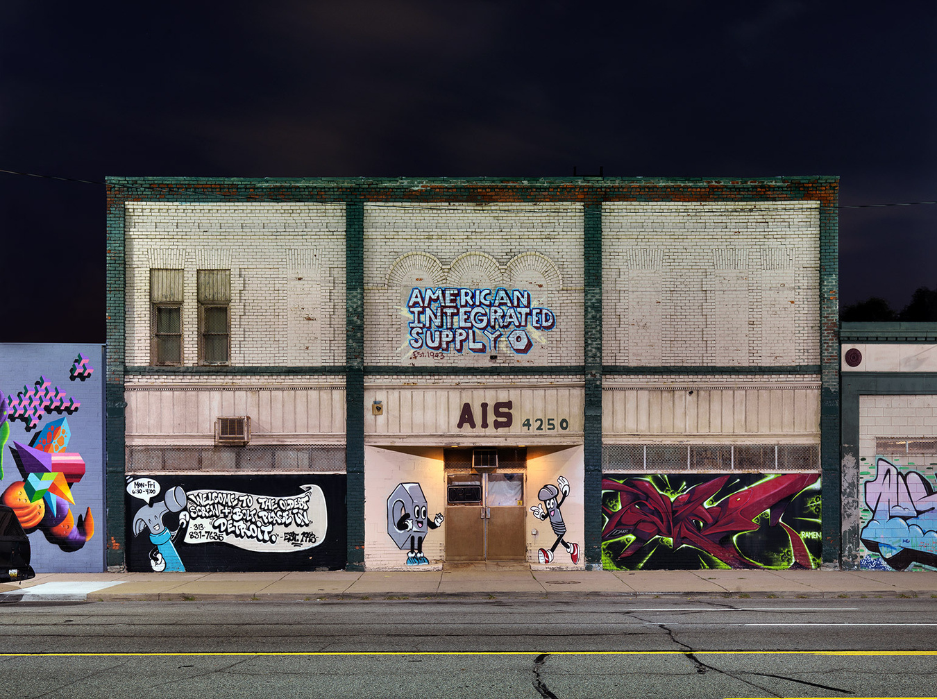 Screw and Bolt Store, Westside, Detroit 2016